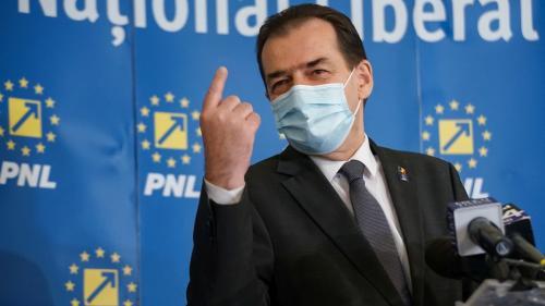Ludovic Orban, omul contradicțiilor. Finanța partidul ca șomer, dar n-a făcut-o ca premier