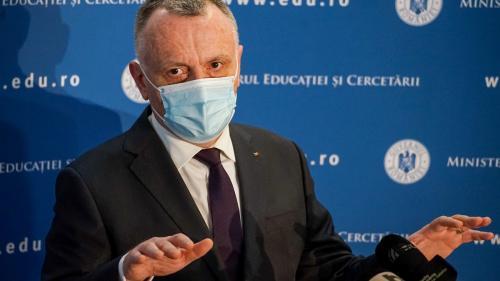 Sorin Cîmpeanu: Elevii din grădinițe și ciclul primar vor merge la școală, indiferent de incidența COVID-19