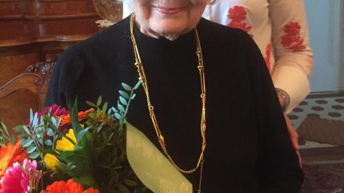 Tanti Florica. Lecții de viață de la înălțimea a 100 de ani
