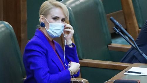 Gabriela Firea: sinistra Coaliție a Dreptei înființează un al doilea Minister al Sănătății