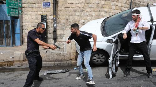 """Erdogan agită apele la Ierusalim și îi face """"teroriști"""" pe israelieni"""