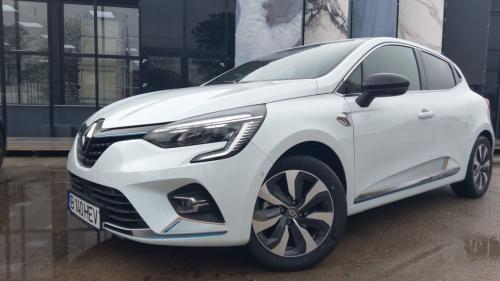 Renault lansează noua mașină hibrid pe piața românească