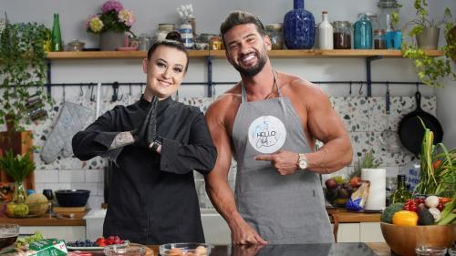 Duminică, 16 mai, de la 13:15,Antena 1 lansează un nou show de cooking - Hello Chef