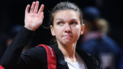 Simona Halep a abandonat la turneul de la Roma. Românca are dureri mari la picior