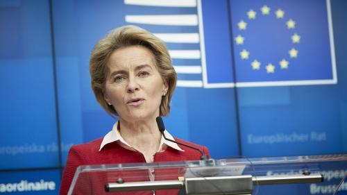 """Ursula von der Leyen afirmă că a avut o """"întrevedere constructivă"""" cu Florin Cîţu"""