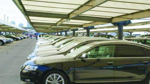 Vânzările auto din China sunt în creștere accentuată