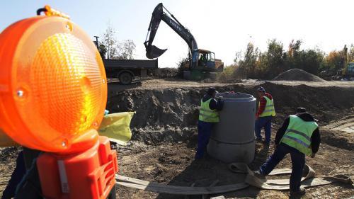 Zeci de mii de gălățeni au rămas fără apă din cauza unei lucrări la rețeaua urbană