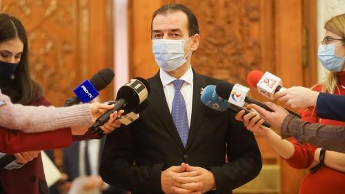 """Ludovic Orban: """"Aviația comercială trebuie susținută pentru că a fost puternic afectată de pandemie"""""""