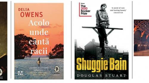 Lecturi seducătoare. Trei romane din colecția ANANSI, desemnate cărțile anului la British Book Awards 2021
