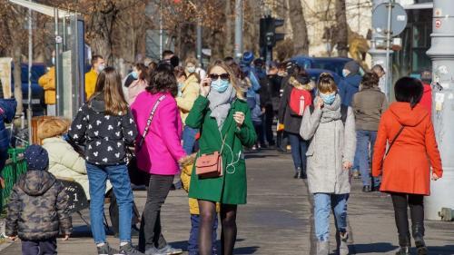 Rata de infectare în București continuă să scadă