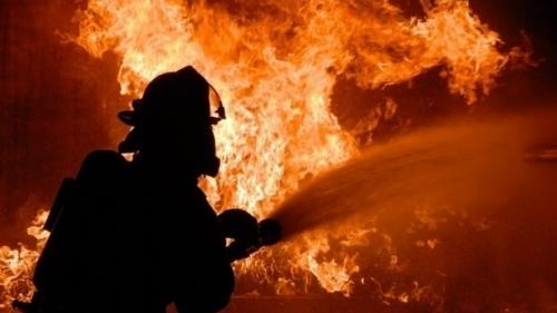 VIDEO Incendiu la cel mai mare spital COVID din Filipine