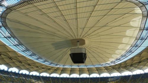 Lucrările de modernizare a nocturnei de pe Arena Națională au fost finalizate