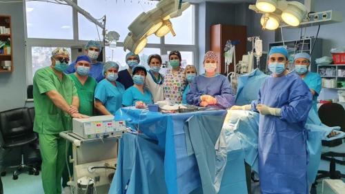 Organe la export: 5 inimi, 5 plămâni și 3 grefe de ficat – trimise unor pacienți din străinătate, în anul pandemiei