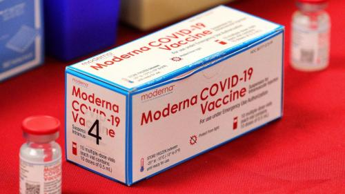 Moderna va cere autorizarea în UE a vaccinului anti COVID-19 la adolescenți