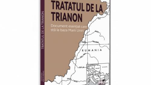 O valoroasă interpretare doctrinală a Tratatului de la Trianon
