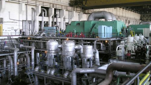 Schimbare de plan de 180 de grade, termocentrala Mintia, scoasă la vânzare