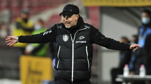 Iordănescu jr a luat titlul și a plecat