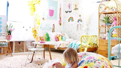 Proiectarea camerei pentru copii