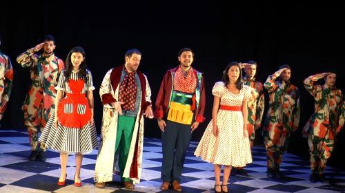 """Premiera spectacolului """"Figaro Style"""", în iunie, la  TEATRUL MUZICAL AMBASADORII"""