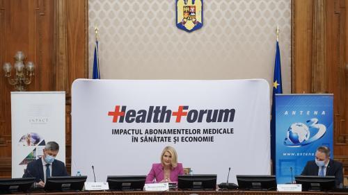Intact Media GroupHealth Forum - Impactul abonamentelor medicale în sănătate și economie