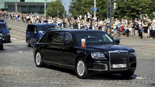 Cât costă limuzina lui Putin