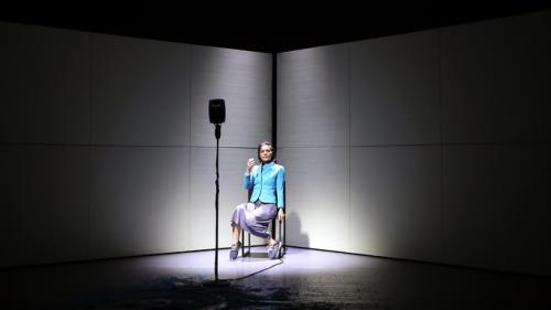 Piesa anului 2019, premiată de UNITER, pe scena TNB!  One Woman show de excepție, cu Florentina Țilea!