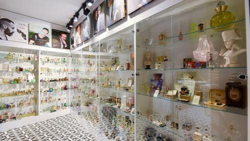 Muzeul Parfumului la Noaptea Muzeelor