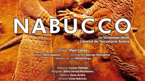 """""""Nabucco"""", """"Madama Butterfly"""" și """"Don Quijote"""", pe scena Operei Naționale București"""