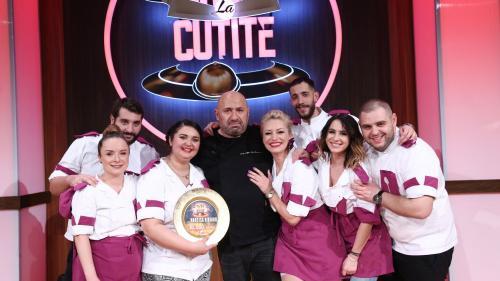 Narcisa Birjaru din echipa lui chef Scărlătescu,  prima femeie câștigătoare la Chefi la cuțite