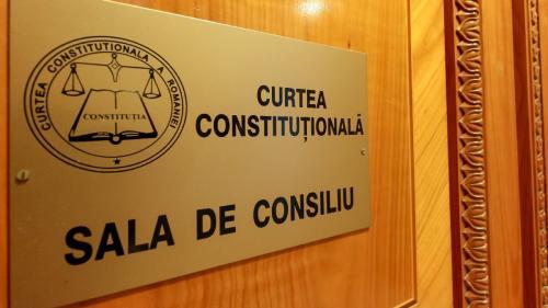 CCR a stabilit data dezbaterii sesizării PSD privind revocarea Renatei Weber