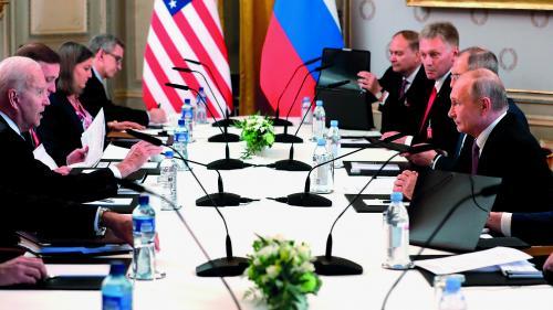 Putin a obținut ceea ce și-a dorit de la întâlnirea cu Biden