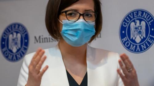 Ioana Mihăilă: Personalul medical care nu se vaccinează, se va testa din fonduri proprii