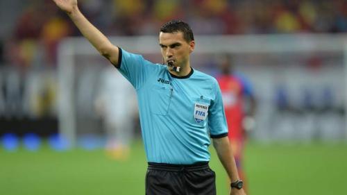 Românul Istvan Kovacs va arbitra meciul Macedonia de Nord - Olanda la EURO 2020