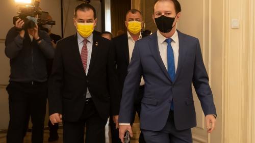 Tensiuni în PNL. Ce spune Ilie Bolojan dacă Orban sau Cîțu pierd președenția PNL