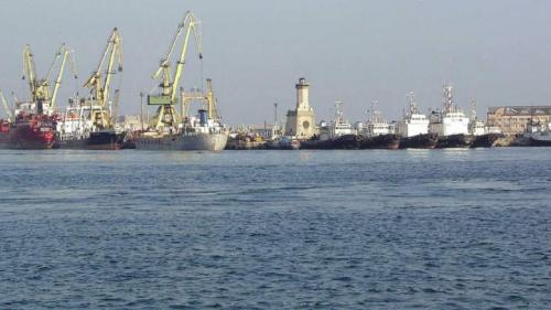 Transportul portuar maritim a scăzut cu 3,1% în primul trimestru din 2021