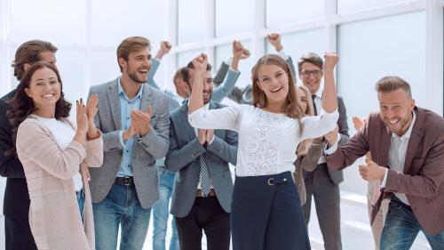 Angajați fericiți, afacere de succes: cum să crești gradul de satisfacție a echipei de lucru
