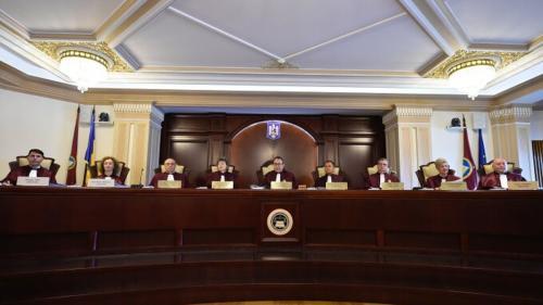CCR judecă sesizarea USR PLUS privind numirea lui Botnariu la Consiliul de Monitorizare în 7 iulie