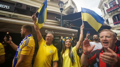Euro 2020. Valul 1 de suporteri a plecat. Vine valul 2