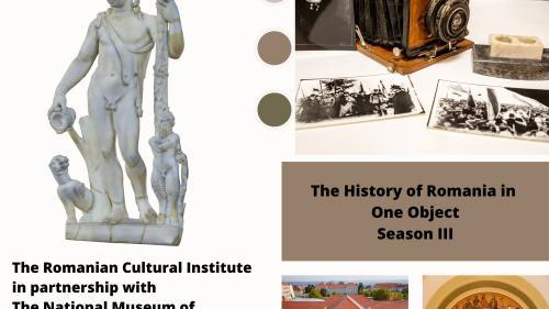 Istoria României, reflectată în obiecte-simbol, prezentată publicului nord-american