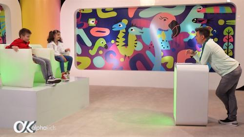 Răzvan Fodor prezintă Alpha Kids, un show despre copiii din noua generație