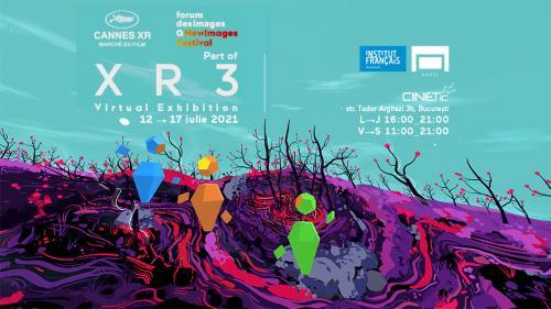 Invitaţie la Expoziția XR3
