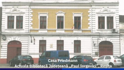 10 proiecte, în valoare de aprox. 1 milion de lei, pentru reparații și lucrări de întreținere la monumente istorice dinReșița și Timișoara