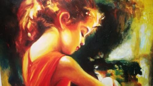 Expoziție de pictură, la Hanul cu Tei, în Capitală