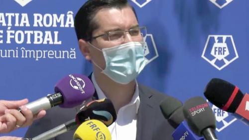 Burleanu (FRF): Pentru Dinamo această procedură de insolvenţă va fi mai dificilă decât cea anterioară