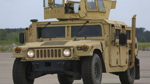 19 ani de Afganistan. Război început pe ARO și TAB, încheiat cu blindate americane