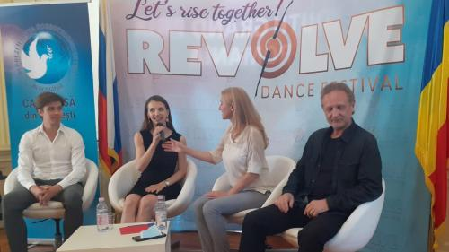 Cei mai buni balerini din lume vor fi mâine pe scena Operei Române