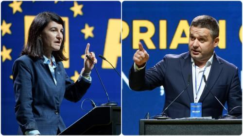 Bătălia ONG-iștilor pentru PNL București. Și candidata lui Orban, și victoriosul lui Cîțu, legături cu Guvernul Cioloș