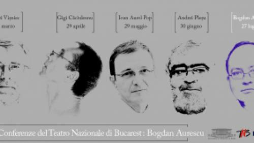 Conferințele Teatrului Național București prezentate publicului italian. Politica externă a României și paradigma învingătorului de Bogdan Aurescu
