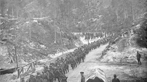 Cum a fost creată Legiunea Română, care a dezertat şi a fraternizat cu italienii