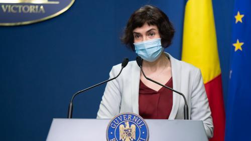 Tranzacție economică interesantă a Andreei Moldovan, chiar în timp ce i se pregăteau actele pentru angajarea la OMS